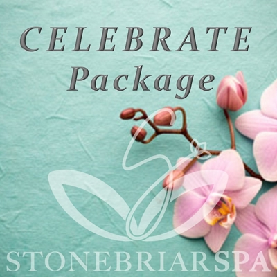 Celebrate Spa Package