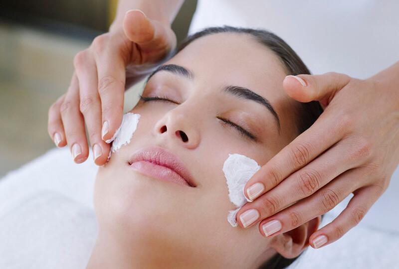 A relaxing facial at Stonebriar Spa in Frisco