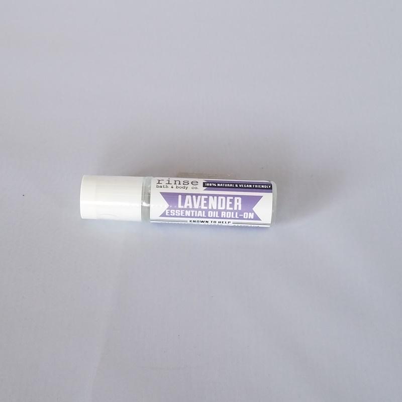 Rinse Lavender Roll-On - Stonebriar Spa Frisco, TX