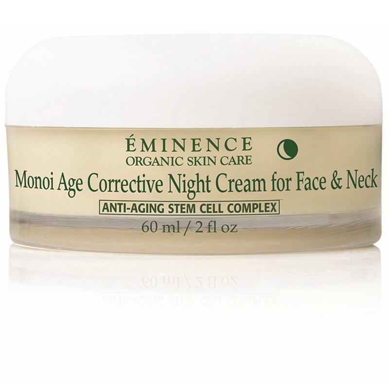 Monoi Age Correct Night Cream for Face & Neck - Stonebriar Spa Frisco, TX