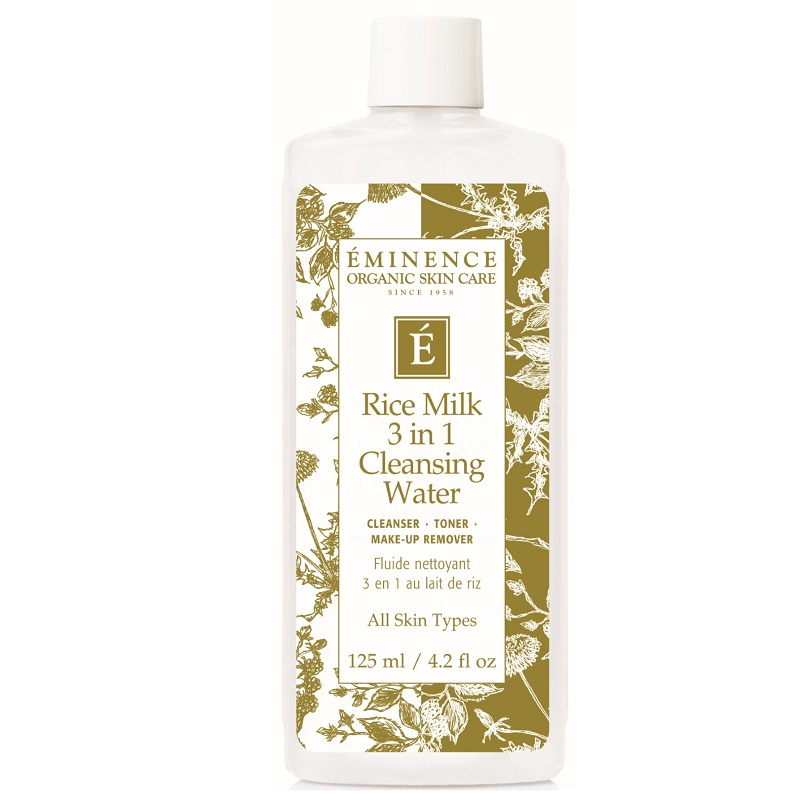Rice Milk 3 In 1 Cleansing Water - Stonebriar Spa Frisco, TX