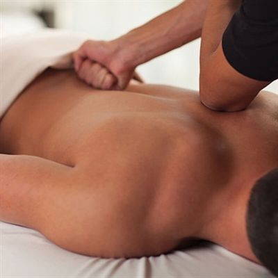 deep pressure massage in Frisco TX