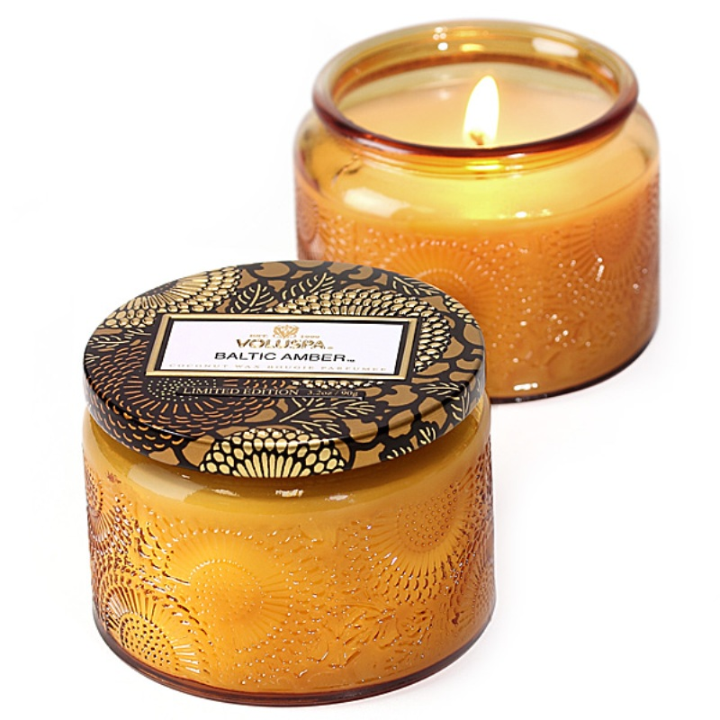 VOLUSPA Baltic Amber Small Jar - Stonebriar Spa Frisco, TX