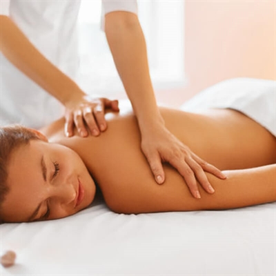 Upper Body Massage - Stonebriar Spa Frisco, TX