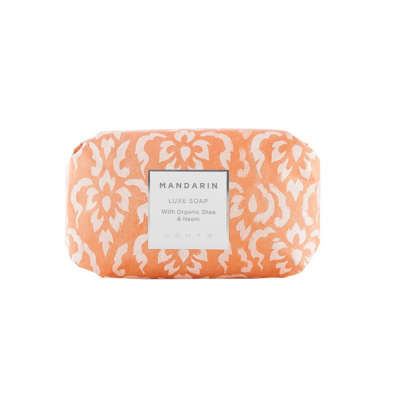Mandarin Bar Soap - Stonebriar Spa Frisco, TX