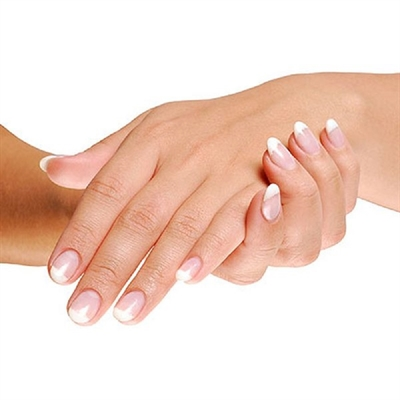 Warm Lotion Manicure - Stonebriar Spa Frisco, TX