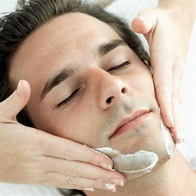50 mins Men's Steamed Towel Facial - Stonebriar Spa Frisco, TX