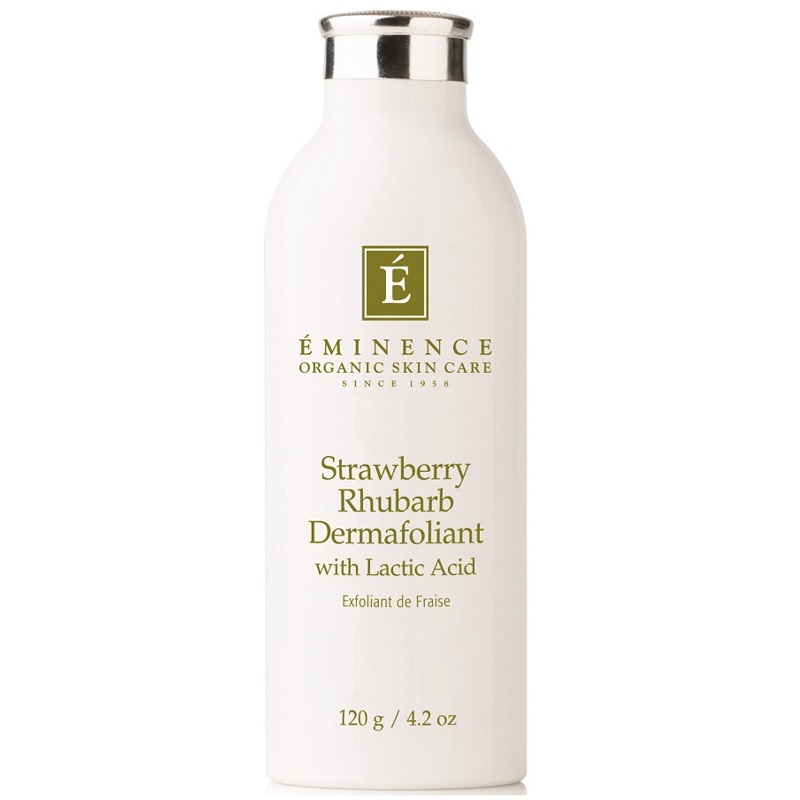 Strawberry Rhubarb Dermafoliant - Stonebriar Spa Frisco, TX
