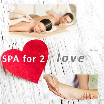 Spa for two package