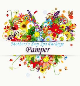 Mother's Day Spa Package Pamper