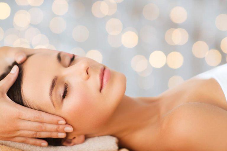 Holiday Facial Massage