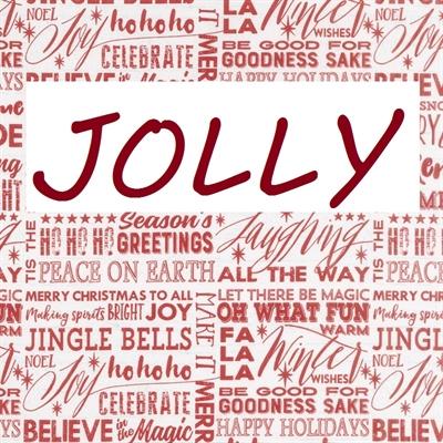 Jolly holiday spa gift