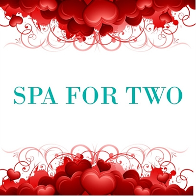 Spa for Two Valentines Day Special in Frisco