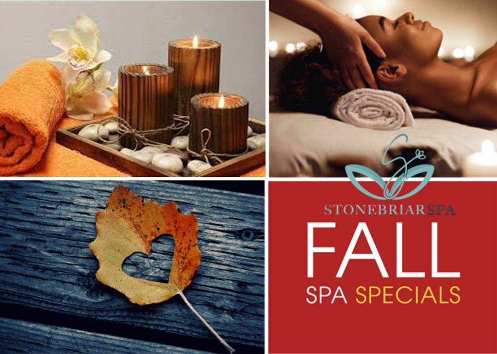 Fall Specials Collage